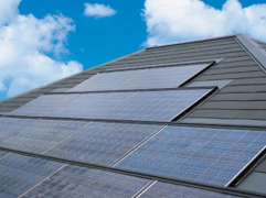 全量買取制度を利用した太陽光発電 イメージ